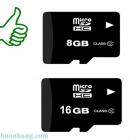 Gía thẻ nhớ 8G, 16Gb, 32Gb