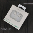 Tai nghe OPPO F3