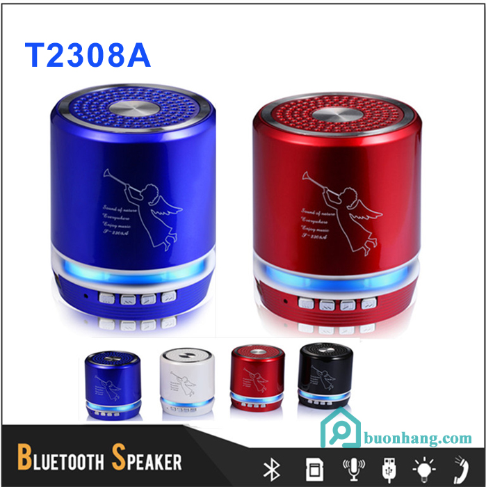 loa bluetooth t2308a